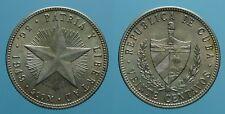 ISOLE CENTRO AMERICA 20 CENTAVOS 1949 qFDC