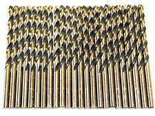 Black Forney 20298 Drill Bit Wire Gauge HSS Jobber Length No.35