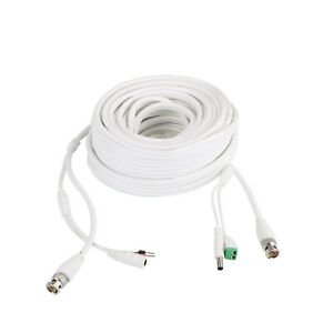 49FT-RS485-BNC-Signal-Transmission-Cable-For-Control-CCTV-PTZ-Security-Camera-UK
