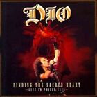 Finding The Sacred Heart Live in Phil 0826992032221 by Dio CD