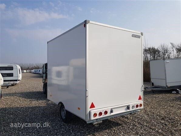 Salgsvogn 301 Salgsvogn, lastevne (kg): 1300