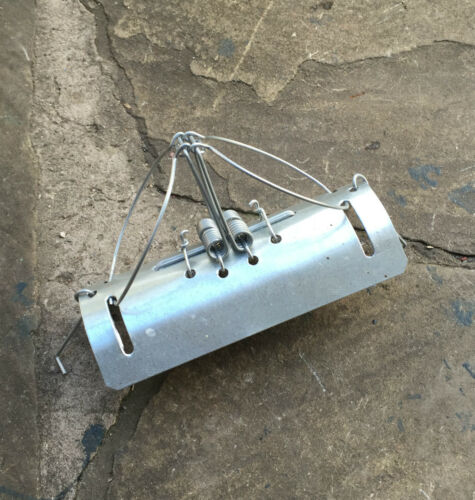 Tunnel English Made Duffus Type Pest Control 10 x Barrel Mole Trap