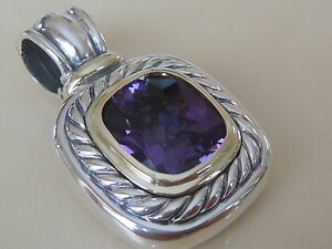 DAVID-YURMAN-14K-GOLD-SS-EXTRA-LARGE-ALBION-AMETHYST-ENHANCER