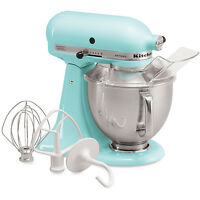 Kitchenaid Ice Artisan 5-quart Tilt-head Stand Mixer Ksm150psic