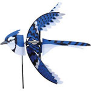 Eastern-Blue-Jay-Staked-Wind-Spinner-Larger-Size-36-034-x-32-034-32-034-Fan-29-PR-25125