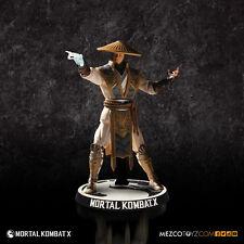 Mortal Kombat X, Raiden Figura De Acción 10 CM   mercancía juego oficial (nuevo)