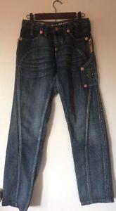 Jeans-De-Art-Women-039-s-Size-M-Medium-Bootcut-EUC-Very-Unique-And-Quality-Made