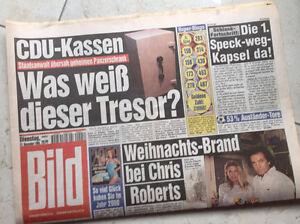 Bildzeitung-vom-21-12-1999-17-18-19-20-Geburtstag-Geschenk-Chris-Roberts