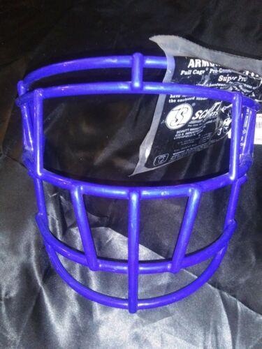 Schutt EGJOP-AG Facemask Blue