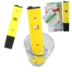 Misuratore-accurato-tester-PH-acidita-basicita-acqua-acquario-piscina-bevande
