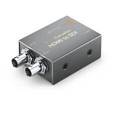Blackmagic Design Micro Converter HDMI to SDI (with Power Supply)