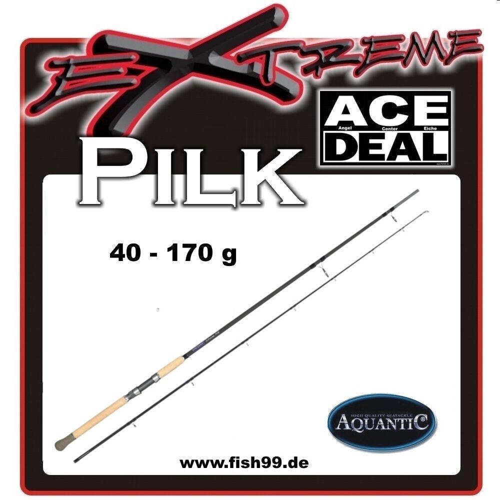Sänger Aquantic EXTREME PILK  40 - 170g  Top für  Dorsch und Co.  2,1m - 3 m