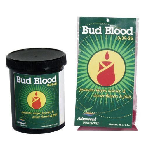 Bud blood powder 40g hydroponics NEW/free delivery ADVANCED NUTRIENTS