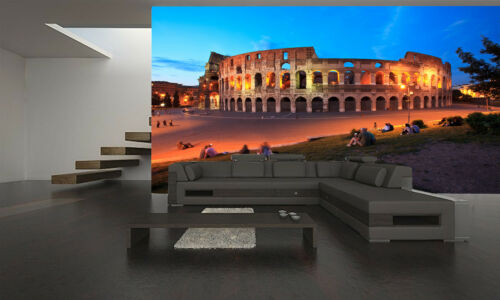 The Colosseum in Rome Wall Mural Photo Wallpaper GIANT DECOR Paper Poster