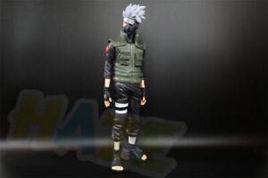 Atractiva-Anime-Naruto-Shippuden-Hatake-Kakashi-10-034-PVC-Estatua-Modelo-Juguete-Figura-De-Accion