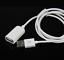 Cable-rallonge-USB-2-0-A-male-vers-femelle-charge-transfer-1-m-noir-ou-blanc miniature 5