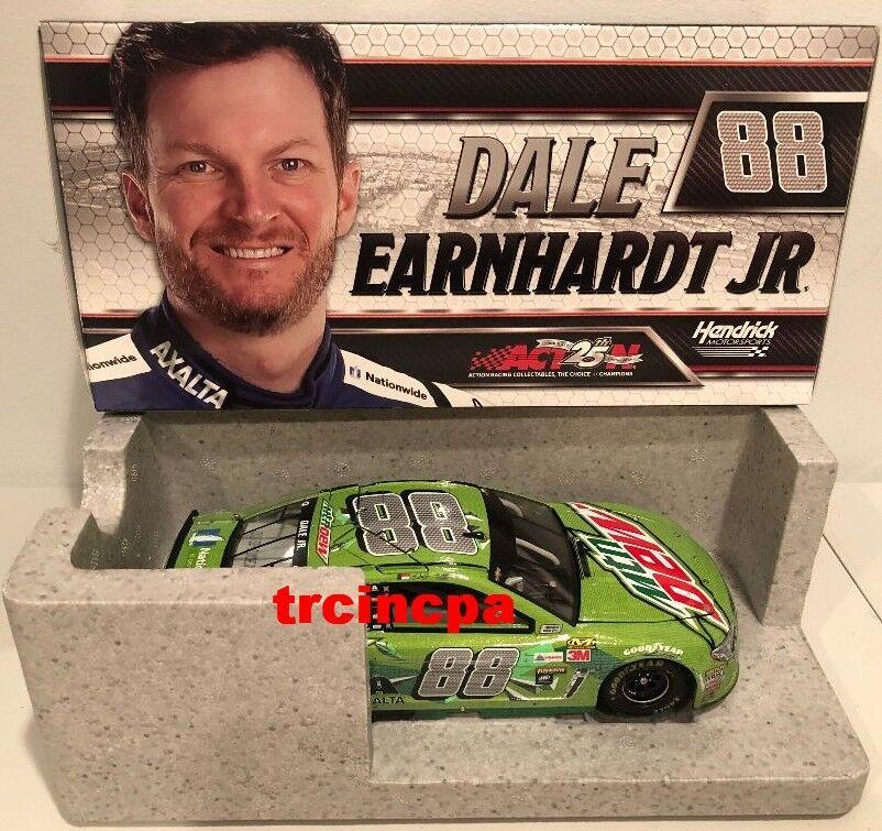 Dale Earnhardt Jr 2017 Lionel  88 MT Dew Ride avec Dale couru version 1 24 gratuit