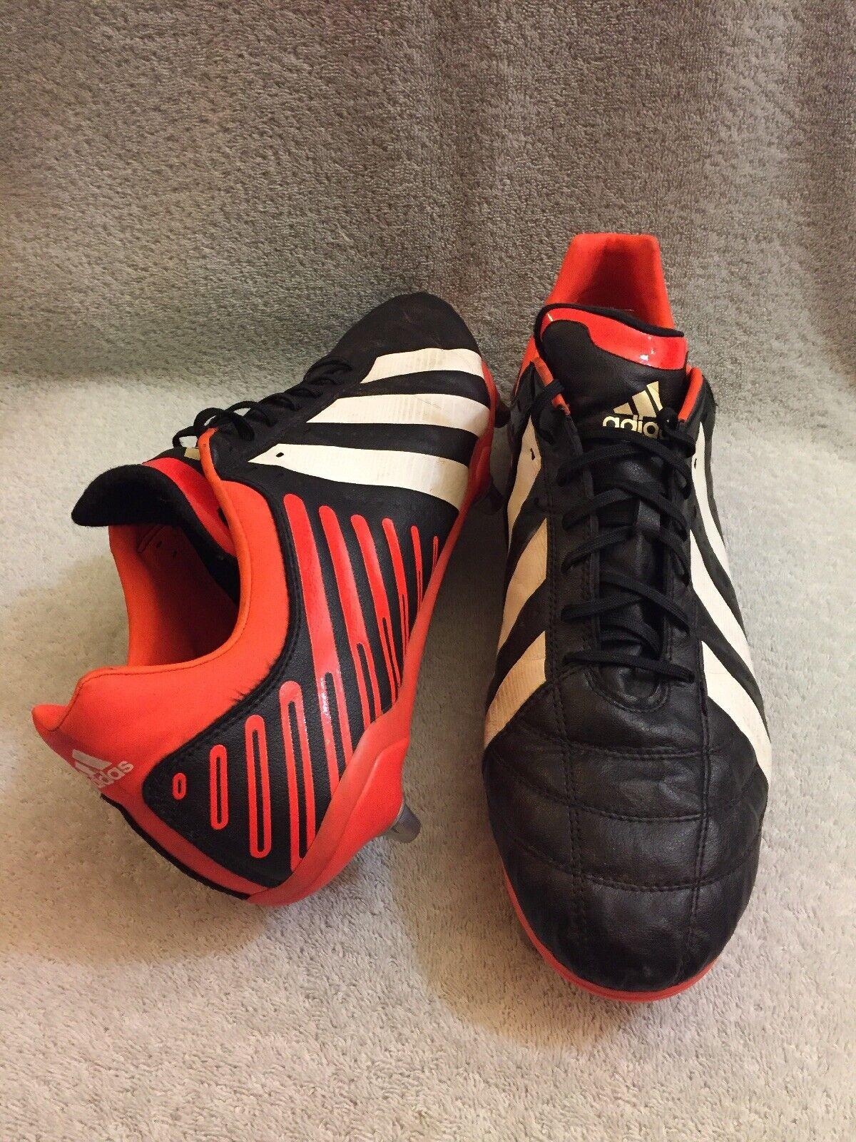 shoes Soccer SG Kakari Regulate MI Adidas orange G60027 16
