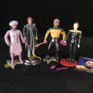 Star Trek  Action Figures ~ Original Series ~ Next Generation ~ DS9 ~ Voyager