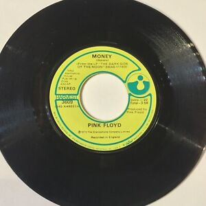 Pink-Floyd-Money-Any-Colour-NM-HARVEST-SLEEVE-3609-psych-dark-side-of-the-moon