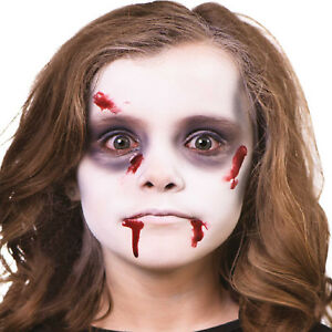 e6652c7e8 Zombie face paint set - Halloween children s Zombie make up - Scary ...