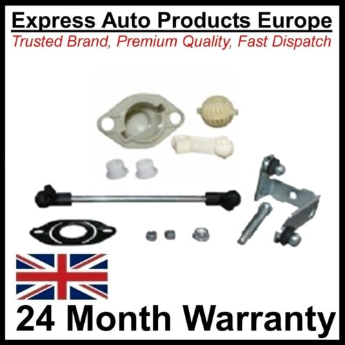 Gear Shift Repair Kit Linkage Rods Yoke Bushes 12pcs VW SEAT 1H0798000