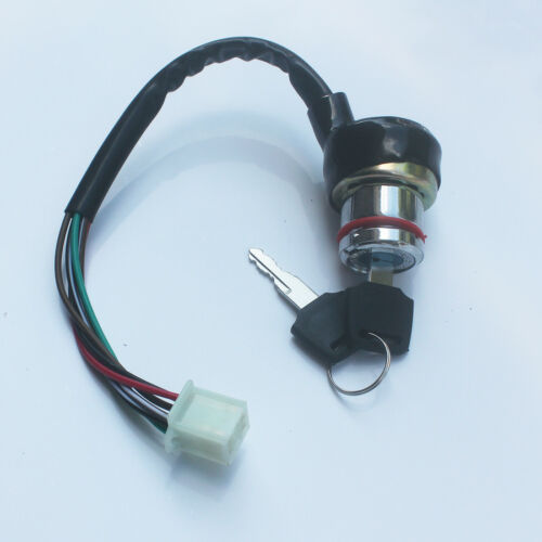 New Key Ignition Switch Kazuma Meerkat 50CC Falcon 90CC 110CC 125cc RedCat ATV