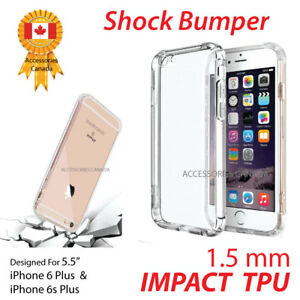 Bumper-Shock-Absorbing-Protective-TPU-Back-Case-for-Apple-iPhone-6-Plus-amp-6sPlus
