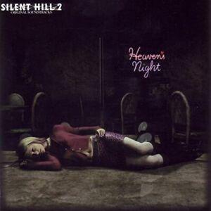 Silent Hill 2 Original Soundtrack CD Konami de Japón