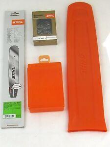 Rail De Guidage Stihl 37cm 3003 000 6811 + 1 Rapid Duro 3 (rd3) + Box + Protection-e Stihl 37cm 3003 000 6811 + 1 Rapid Duro 3 (rd3) + Box + Schutz Fr-fr Afficher Le Titre D'origine