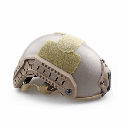 Tactical Bullet Proof 3A Aramid Fiber Ballistic Helmet Maritime OPS DE  L//XL