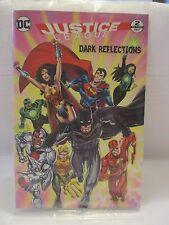 NIP DC Comic Justice League NEW General Mills Cereal premium Dark Reflections 2