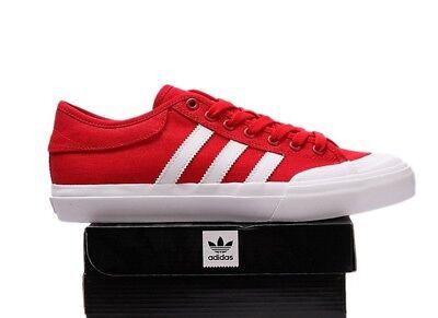 Adidas Skateboarding Matchcourt Red