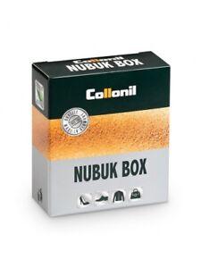 Collonil-Nubuk-Box-Moosgummi-Schwamm-mit-Kreppauflage-7030