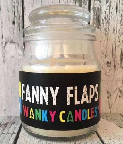 Lockdown Fun Idea WANKY CANDLES Funny Novelty Gift