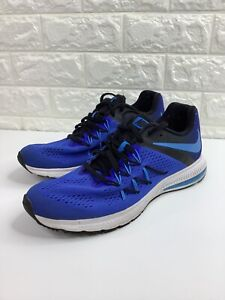 100% authentic 1577c 3c21c Details about Nike Zoom Winflo 3 Men's Running Shoes Blue Black 831561-401  Size 10