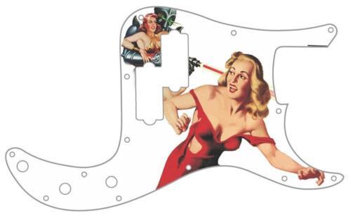 P Bass Precision Pickguard Custom Fender 13 Hole Guitar Pick Guard Escape Shadow