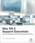 Apple Training Series: Mac OS X Support Essentials by Owen W. Linzmayer (Mixed media product, 2005)