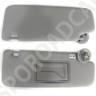 OEM Part Interior inside Sun Visor Shade RH Gray 1P For GM Chevrolet Sonic 2012