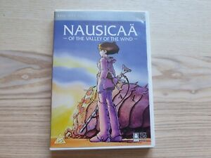 Nausicaa Of the Valley of the Wind DVD Studio Ghibli Collection