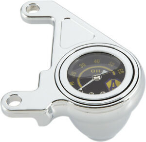 Arlen Ness 15-676 Oil Pressure Gauge Kit