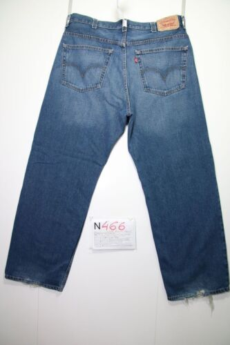 52 D'occassion cod Jeans 559 Assouplies n466 Levi's W38 L30 Taille Straight vPIROq