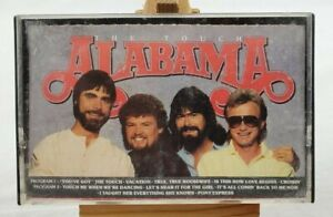 ALABAMA: The Touch Cassette RCA Records #5649-4-R/ 1986
