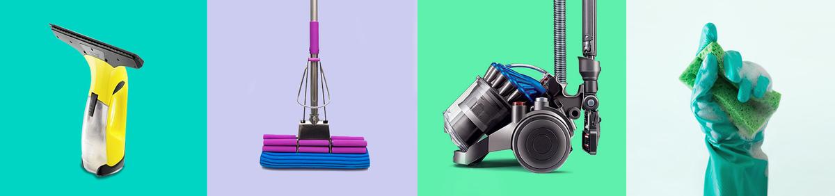 Aktion ansehen Sauber! Mit bis zu -20%* in den Frühling Reinigungsartikel zu Sparpreisen
