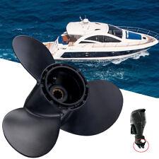 1 x 9 1//4 x 10 Boot Propeller für Suzuki Außenborder 58100-93733-019 Schubprope;