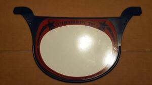 Neal Enterprises Proto-Plate BMX Number Plate Black