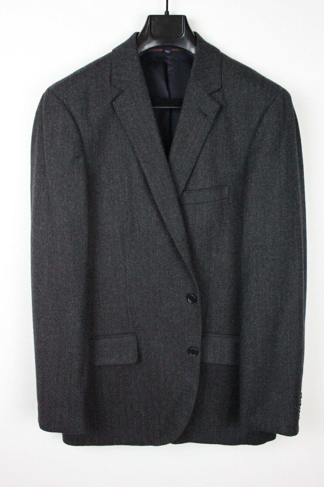 J. CREW  Aldridge  Yorkshire Tweed Moon Cloth Blazer Sport Coat, Größe 44R