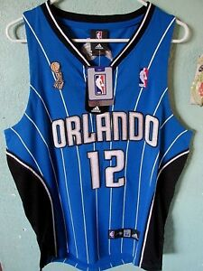 finest selection 51d7e 2a906 Details about ORLANDO MAGIC DWIGHT HOWARD JERSEY SIZE 44 FINALS SEWN NWT  SIGNED