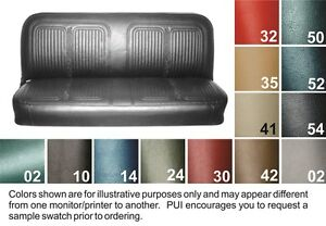 Fine Details About 1969 70 Chevy Truck Seat Covers Buckets Or Bench Pui Uwap Interior Chair Design Uwaporg
