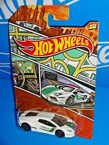 Hot Wheels 2020 Walmart Police Series 4/5 Lamborghini ...